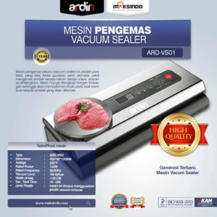 Jual Mesin Pengemas Vacuum Sealer ARD-VS01 di Palembang