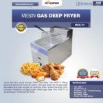 Jual Mesin Gas Deep Fryer MKS-71 di Palembang
