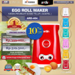 Jual Egg Roll Maker ARD-404 di Palembang