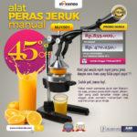 Jual Alat Pemeras Jeruk Manual (MJ1001) di Palembang