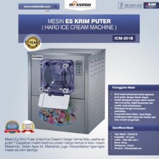 Jual Mesin Hard Ice Cream (ICM201B) di Palembang