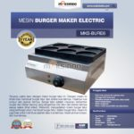 Jual Burger Maker Electric MKS-BURE6 di Palembang
