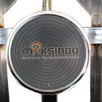 Jual Mesin Telur Gas (Gas Egg Machine) MKS-CI55 di Palembang