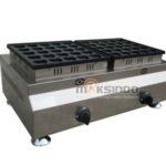 Jual Listrik Waffle Bentuk Hati 50 Lubang MKS-HSW50E di Palembang