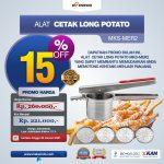 Jual Alat Cetak Long Potato MKS-MER2 di Palembang