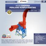 Jual Mesin Chopper Perajang Rumput-Ranting AGR-CH800 di Palembang