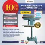 Jual Pedal Sealing Machine (PFS-F600) Di Palembang