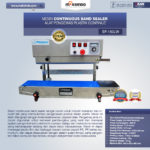 Jual Mesin Continuous Band Sealer di Palembang