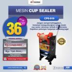 Mesin Cup Sealer Manual CPS-919 Di Palembang