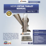 Jual Mesin Cetak Tablet Manual – MKS-TBL11 di Palembang