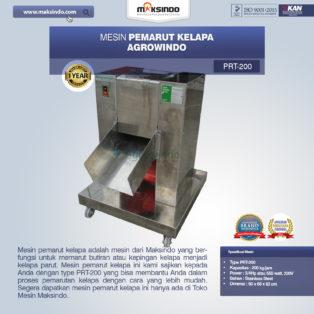 Jual Mesin Pemarut Kelapa PRT-200 di Palembang