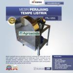 Jual Mesin Perajang Tempe Listrik PRJ-SBG di Palembang