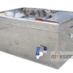 Jual Es Krim Goyang (1 Model Cetakan, Oval) MKS-100V di Palembang