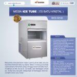 Jual Mesin Ice Tube (Es Batu Kristal) MKS-IM25 di Palembang