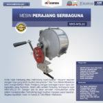Jual Perajang Serbaguna MKS-MSL22 di Palembang