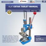 Jual Alat Cetak Tablet ManualMKS-TBL8 di Palembang