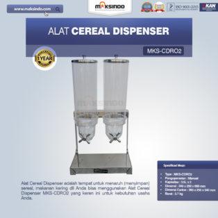 Jual Alat Cereal Dispenser MKS-CDR02 di Palembang