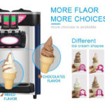 Jual Mesin Soft Ice Cream ISC-188 di Palembang