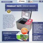 Jual Pembuat Roti Bread Maker ARD-BM55X di Palembang