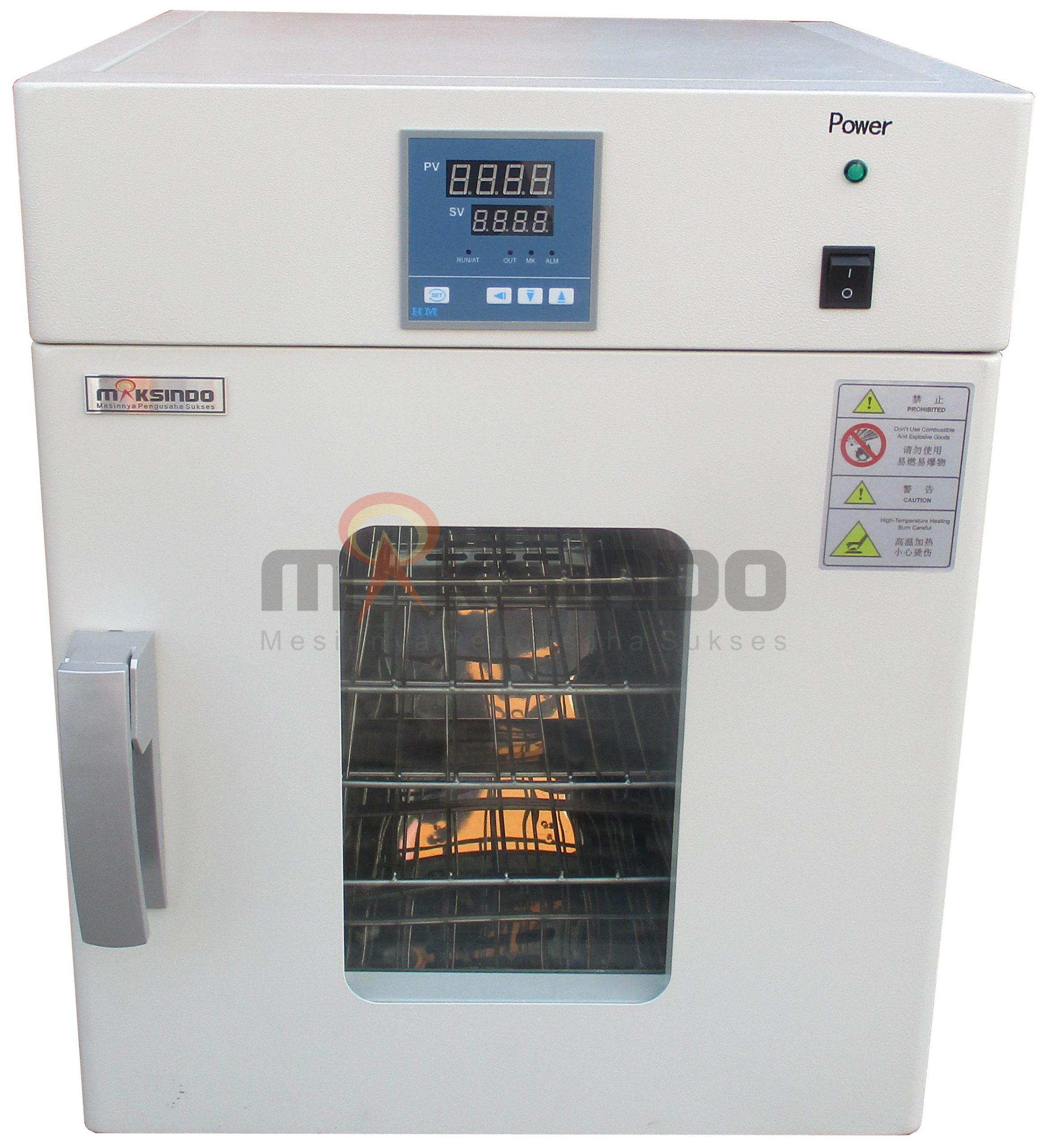 Jual Mesin Fermentasi Bawang Putih / Black Garlic Fermentaion MKS-FRM10 Di Palembang