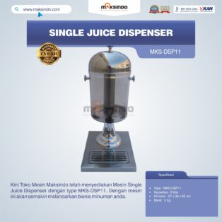 Jual Single Juice Dispenser MKS-DSP11 Di Palembang