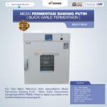 Jual Mesin Fermentasi Bawang Putih / Black Garlic Fermentaion MKS-FRM30 di Palembang