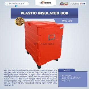 Jual Plastic Insulated Box MKS-SB2 di Palembang