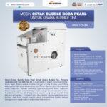 Mesin Cetak Bubble Boba Pearl Untuk Usaha Bubble Tea