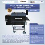 Jual Pellet Smoke Grill (Ikan/Daging Asap) MKS-GPG600 di Palembang