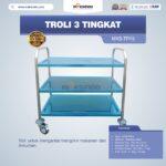Jual Troli 3 Tingkat MKS-TRY3 di Palembang