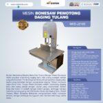 Jual Mesin Bonesaw Pemotong Daging Tulang (MKS-J210S) di Palembang
