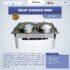 Jual Soup Chafing Dish MKS-SCD2 di Palembang