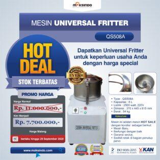 Jual Mesin Universal Fritter QS508A di Palembang