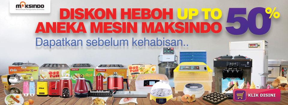 Toko Mesin Maksindo Palembang 2