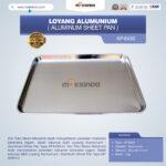 Jual Loyang Alumunium / Aluminum Sheet Pan Type AP-6430 di Palembang