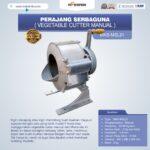 Jual Perajang Serbaguna (Vegetable Cutter Manual) MKS-MSL21 Di Palembang