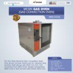 Jual Mesin Gas Oven (Gas Convection Oven) MKS-OCG5 di Palembang