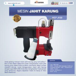 Jual Mesin Jahit Karung MSP-JK99 di Palembang