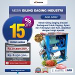 Jual Mesin Giling Daging Industri (AGR-GD52) di Palembang