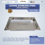 Jual Loyang Stainless Steel (Berlubang) Type Pan1/1x65B di Palembang