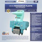 Jual Mesin Penghancur Plastik Multifungsi – PLC230 di Palembang