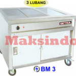 Jual Bain Marie Counter di Palembang