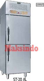 Jual Mesin Upright Freezer (Suhu -20 °C) di Palembang