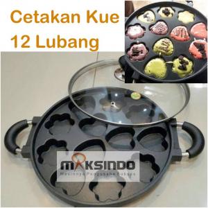 Jual Cetakan Kue 12 Lubang di Palembang