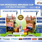 Promo Mesin Cup Sealer