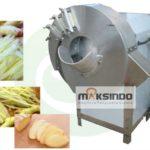 Jual Mesin Perajang Serbaguna Bentuk Chip dan Stick – MKS-VGT250 di Palembang