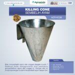 Jual Killing Cone Alat Sembelih Ayam di Palembang