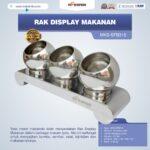Jual Rak Display Makanan MKS-SFB315 di Palembang
