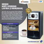 Jual Mesin Kopi Vending LAFIRA (3 Minuman) di Palembang