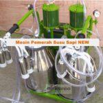 Jual Mesin Pemerah Susu Sapi – AGR-SAP02 di Palembang